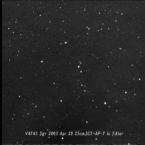 V4745 Sgr